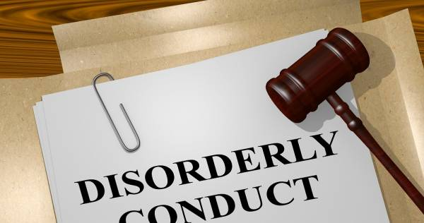 What is a Disorderly Conduct Charge in Arizona?