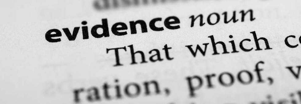 What is Preservation of Evidence in Your Criminal Case